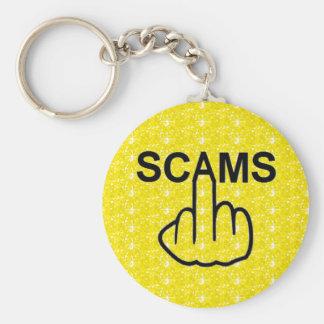 Key Chain Scams Flip