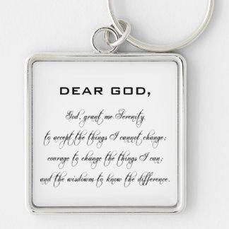 Key Chain - Serenity Prayer