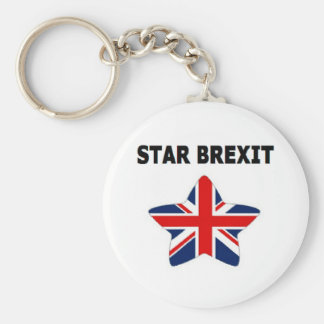 Key Chain Star Brexit