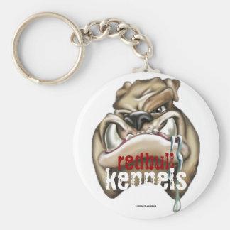 Key chain talking bulletin kennels