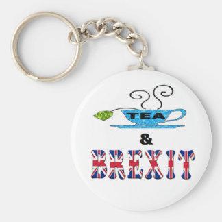 Key Chain Tea & Brexit