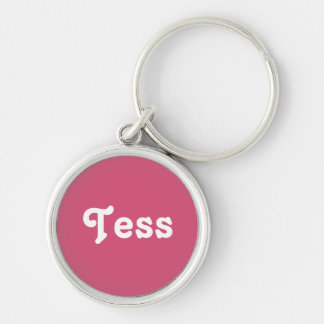 Key Chain Tess
