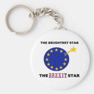 Key Chain The Brexit Star