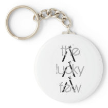 """Key chain """"The lucky few"""""""