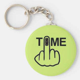 Key Chain Time Flip