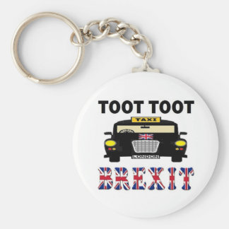 Key Chain Toot Toot Brexit