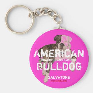 Key chain Unikat Salvatore American Bulldog