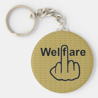 Key Chain Welfare Flip