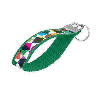 Key Chain - Wrist - Pops of Primary