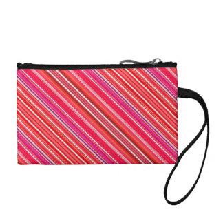 Key coin clutch colourfull change purses