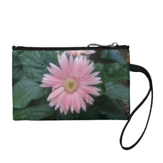 Key Coin Clutch Flowers Coin Wallet