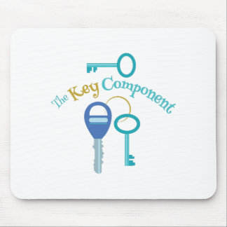 Key Component Mouse Pad