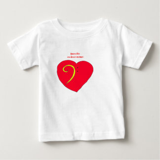 KEY F GOOD FESTIVAL MOM 1.PNG BABY T-Shirt