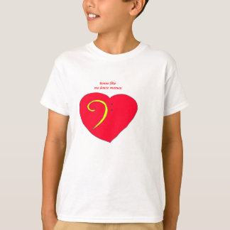 KEY F GOOD FESTIVAL MOM 1.PNG T-Shirt