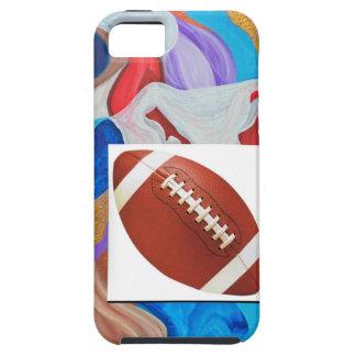 Key Football iPhone SE/5/5s Case