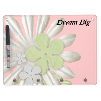 key holder dry erase board with keychain holder