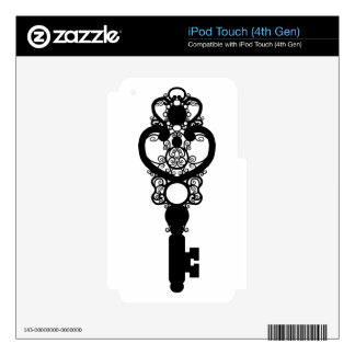Key I Decals For iPod Touch 4G