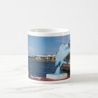 Key Largo Blue Dolphin Coffee Mug
