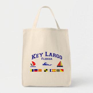 Key Largo FL Signal Flags Bag