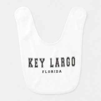 Key Largo Florida Bib