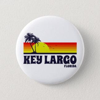 Key Largo Florida Pinback Button