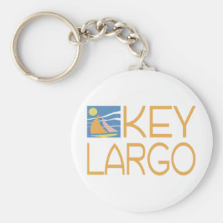 Key Largo Keychain