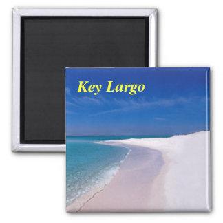 Key Largo Refrigerator Magnet