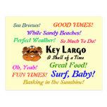Key Largo Postcard