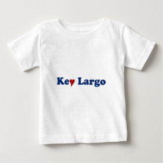 Key Largo with Heart Infant T-shirt