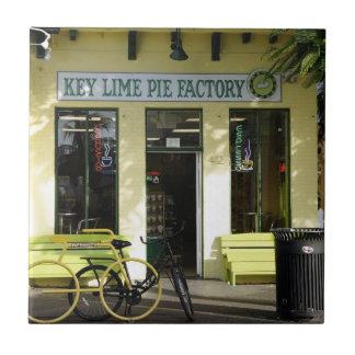 Key Lime Pie Ceramic Tile