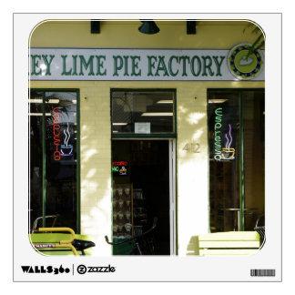 Key Lime Pie Wall Sticker