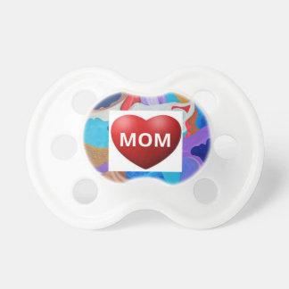 Key Love Mom Pacifier