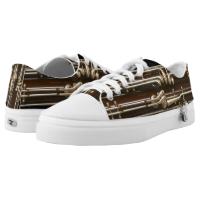 Key Mechanisms of the Bassoon Low-Top Sneakers
