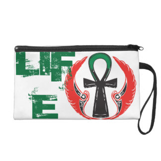 Key Of Life Wristlet