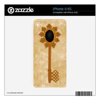 Key of the Future Decals For iPhone 4S