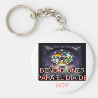 Key ring 1 Collection Wicca Blessing Keychains