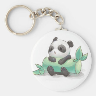 key-ring 5.7 cm panda keychain