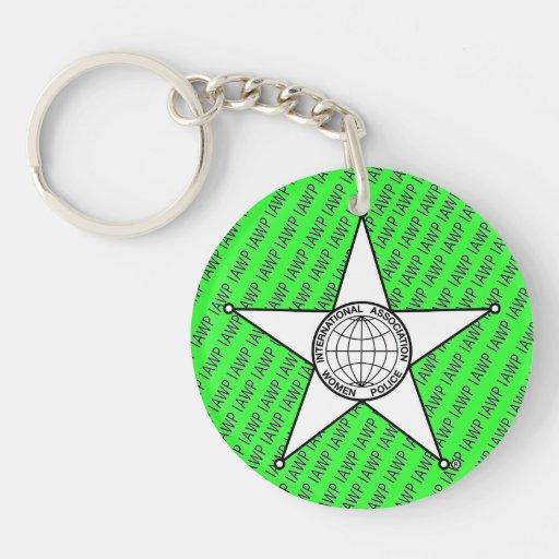 Key Ring Acrylic Key Chain