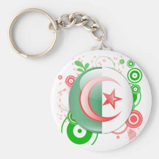 key-ring Algeria Keychain