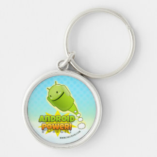 Key ring Android Power Keychains