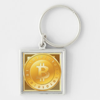 Key ring Bitcoin - M4