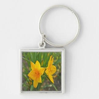 Key-ring Fleur de Lys Keychain