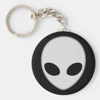 Key ring Head of Alien - M1