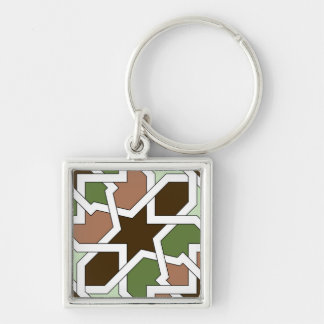 KEY RING HIGH QUALITY DESIGN MODELO ALHAMBRA Numbe Key Chains