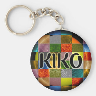 KEY RING KIKO 2