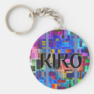 KEY RING KIKO 3