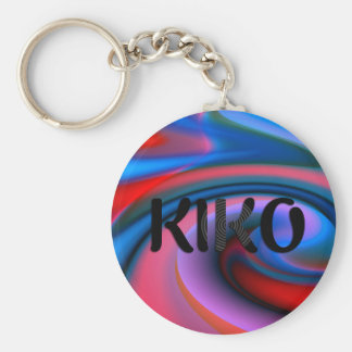 KEY RING KIKO 4