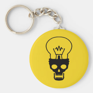 Key ring: Perverse science Basic Round Button Keychain