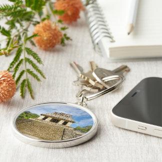 Key ring Redondo Of Quality, Palenque, Mexico