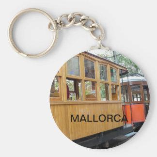 key ring train of Soller, Majorca